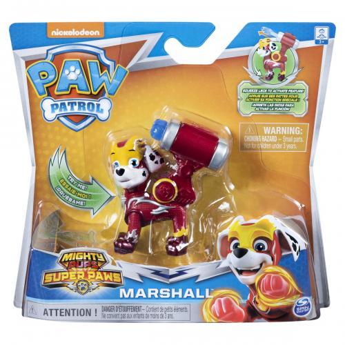 Patrula catelusilor figurina super erou marshall - Jucarii copilasi - Figurine pop