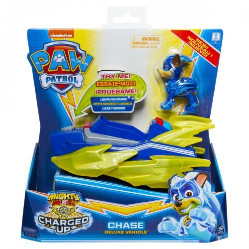 Patrula catelusilor vehicul cu figurina chase sunete si lumini - Jucarii copilasi - Figurine pop