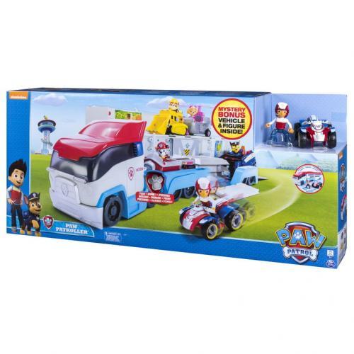 Patrula catelusilor vehicul de patrulare - Jucarii copilasi - Figurine pop