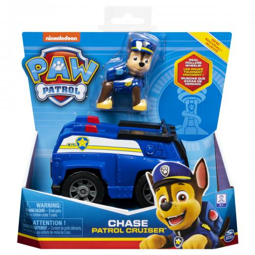 Patrula catelusilor vehicule cu figurina chase - Jucarii copilasi - Avioane jucarie