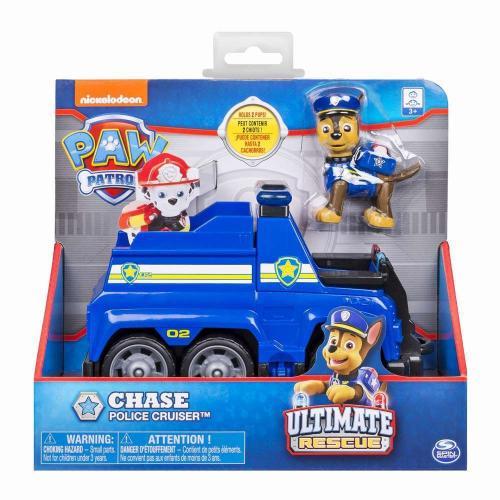 Patrula catelusilor vehicule tematice ultimate rescue chase - Jucarii copilasi - Figurine pop