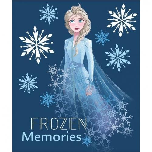 Paturica copii Frozen Memories 120 x 140 cm SunCity EMM52487901 - Camera bebelusului - Lenjerii patut
