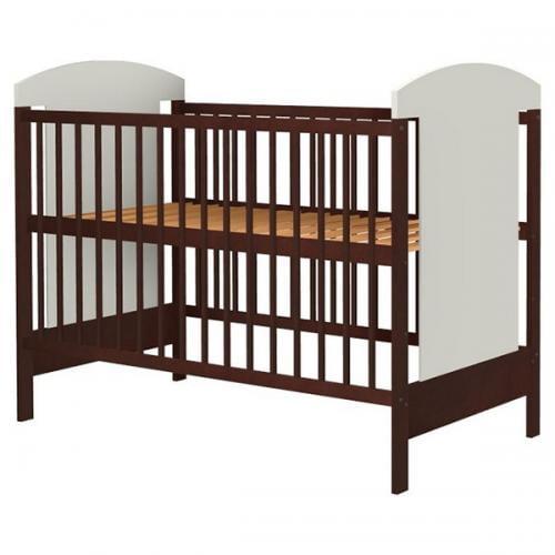 Patut Copii Din Lemn Kamilla 120x60 Cm Venghe - Camera bebelusului - Patut copii