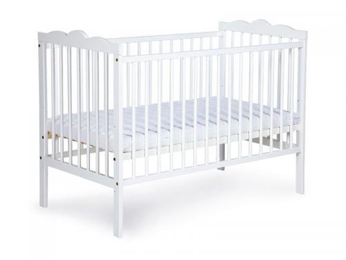 Patut Copii Klups Radek Iii Alb - Camera bebelusului - Patut copii