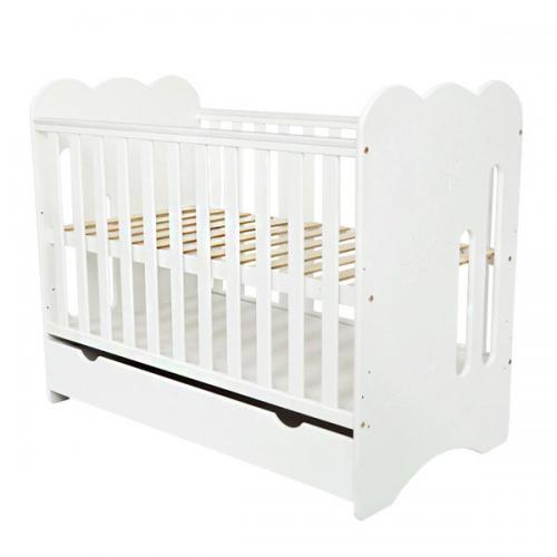 Patut multifunctional Giulio - Camera bebelusului - Patut copii