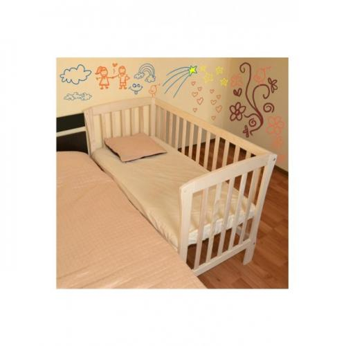 Patut Natur Bebe Junior - Camera bebelusului - Patut copii