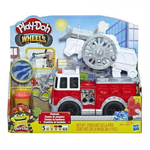 Pd masina pompierilor - Jucarii copilasi - Toys creative