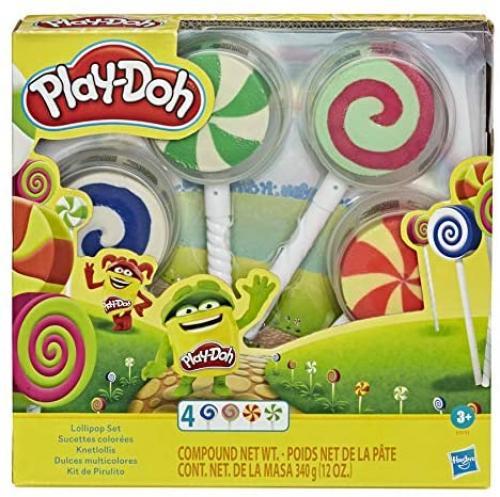 Pd set acadele lollipop - Jucarii copilasi - Toys creative