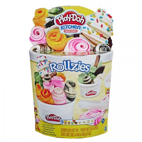 Pd set inghetata colorata si delicioasa - Jucarii copilasi - Toys creative