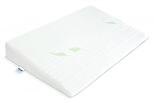 Perna antisufocare pentru patut sensillo luxe 38x60 cm - Perna bebelusi -