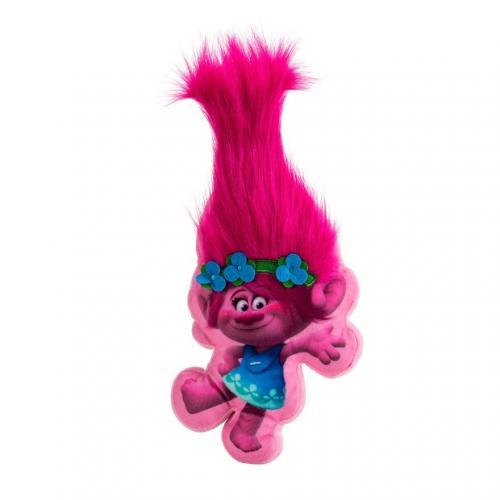 Perna plus in forma de Trolls roz - Perna bebelusi -