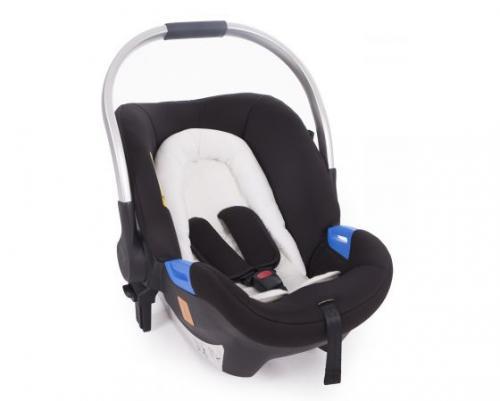 Perna reductor universala de bumbac pentru scaun auto cu spuma Memory My Little Bear - Accesorii auto -