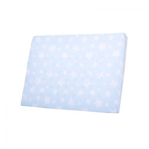 Pernuta bebe air comfort 60/45/9 cm - blue stars - Perna bebelusi -