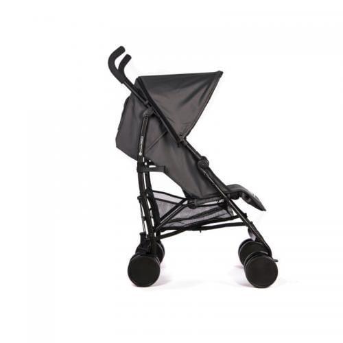 Petite&Mars - Carucior sport Musca - Carbon Grey - Carucior bebe - Carucioare sport