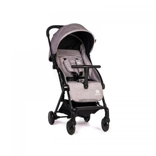 Petite&Mars - Carucior sport - Travel - Shadow Grey - Carucior bebe - Carucioare sport