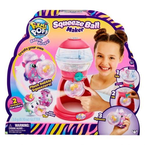 PIKMI POPS Set de creare jucarie antistress Bubble Drops Neon Wild - Jucarii copilasi - Arta indemanare