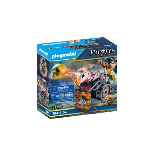 Pirat Cu Tun - Jucarii Playmobil -