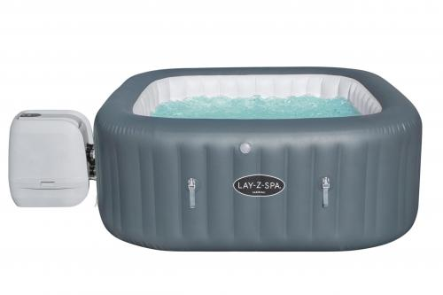 Piscina cu sistem de hidromasaj bestway lay-z-spa hydrojet pro 60031 - Jucarii exterior - Piscine