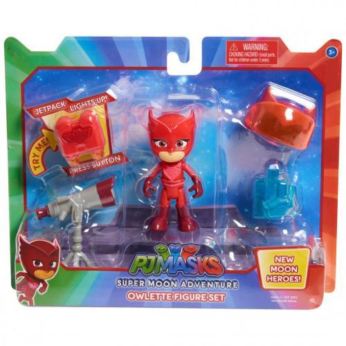 Pj masks super moon adventure figure set-owlette - Jucarii copilasi - Figurine pop