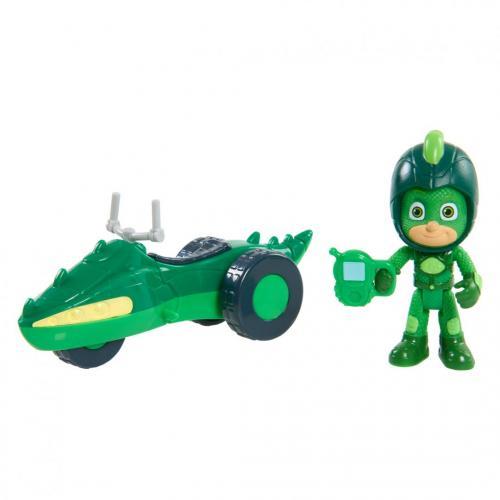 Pj masks super moon adventure space rovers- gekko - Jucarii copilasi - Figurine pop