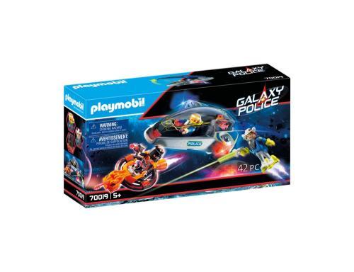 Planorul Politiei Galactice - Jucarii Playmobil -