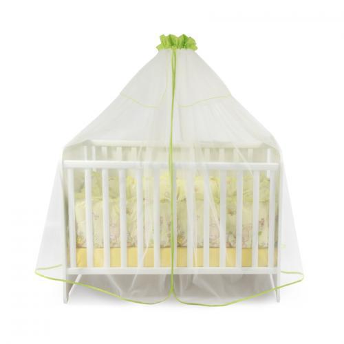 Plasa de baldachin 480/150 cm - green - Camera bebelusului - Baldachin