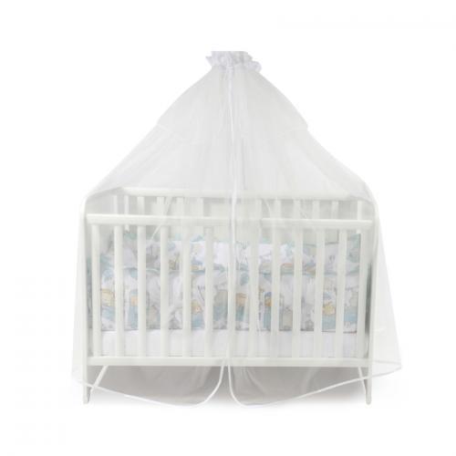 Plasa de baldachin 480/150 cm - white - Camera bebelusului - Baldachin