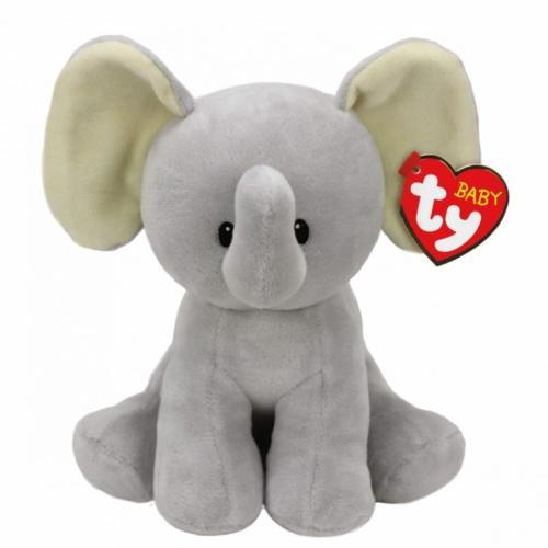 Plus bebelusi elefantul BUBBLES (24 cm) - Ty - Jucarii copilasi - Jucarii din plus