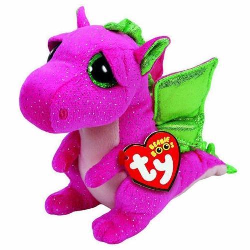 Plus dragonul DARLA (24 cm) - Ty - Jucarii copilasi - Jucarii din plus