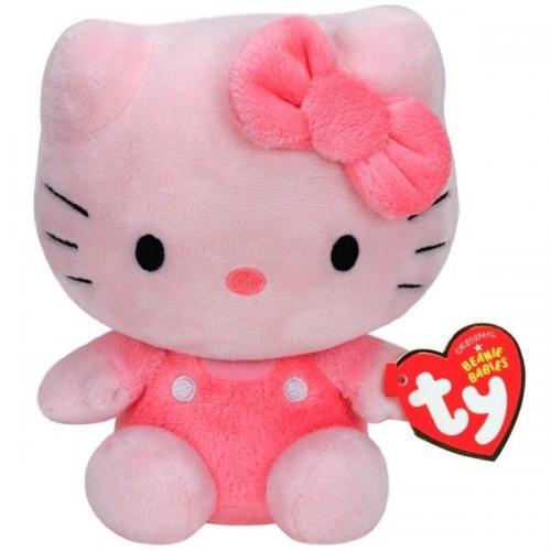 Plus Hello Kitty (15 cm) - Ty - Jucarii copilasi - Jucarii din plus