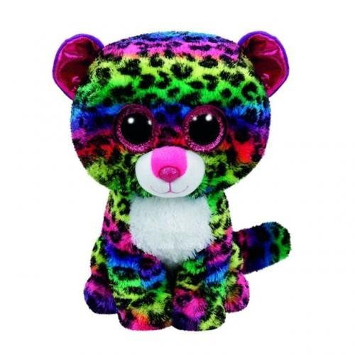 Plus leopardul DOTTY (24 cm) - Ty - Jucarii copilasi - Jucarii din plus