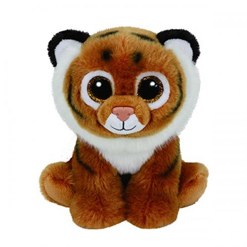 Plus tigrul TIGGS (24 cm) - Ty - Jucarii copilasi - Jucarii din plus