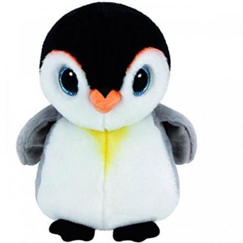 plus ty 24cm boos pinguinul cel haios - Jucarii copilasi - Jucarii din plus