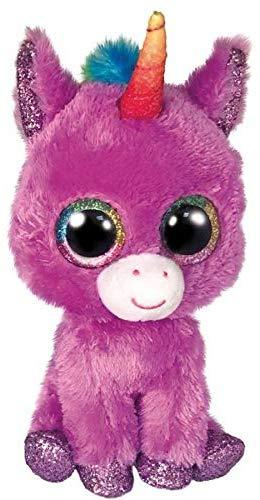 Plus ty 24cm boos rosette unicornul violet - Jucarii copilasi - Jucarii din plus