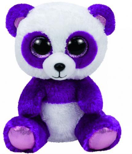 Plus ty 24cm boos ursulet panda - Jucarii copilasi - Jucarii din plus