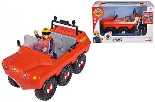 Pompierul sam hydrus amfibie cu figurina - Jucarii copilasi - Avioane jucarie