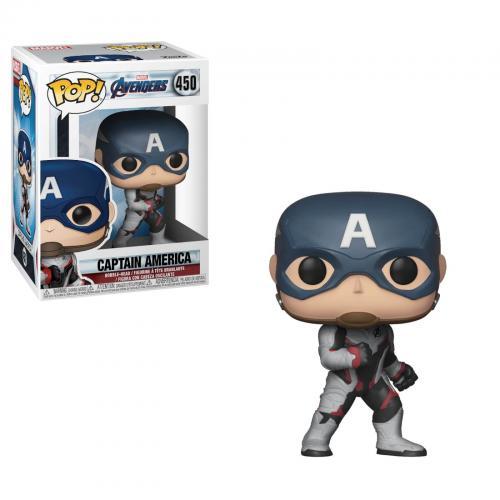 Pop Avengers Endgame - Captain America - Jucarii copilasi - Figurine pop