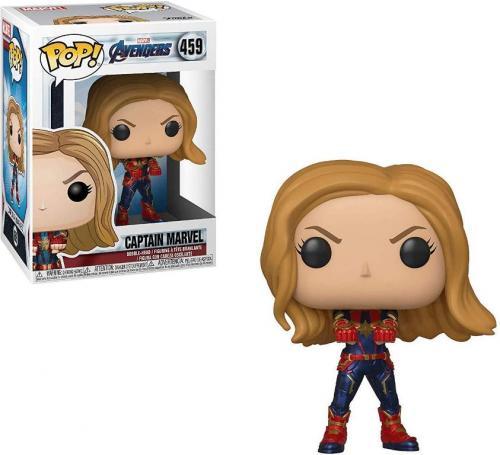 Pop Avengers Endgame Captain Marvel - Jucarii copilasi - Figurine pop