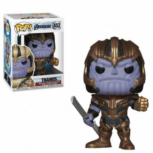 Pop Avengers Endgame Thanos - Jucarii copilasi - Figurine pop
