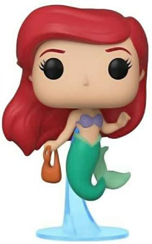 Pop Disney: Little Mermaid - Ariel W/ Bag - Jucarii copilasi - Figurine pop