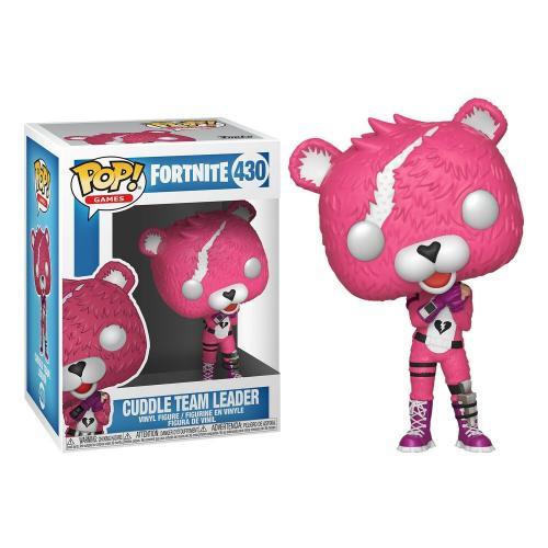 Pop Games: Fortnite S1 - Cuddle Team Leader - Jucarii copilasi - Figurine pop