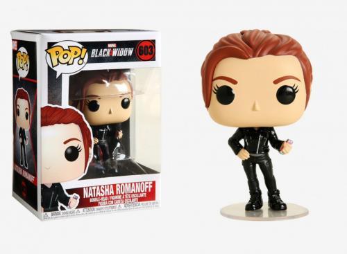 Pop Marvel: Black Widow– Natasha Romanoff - Jucarii copilasi - Figurine pop