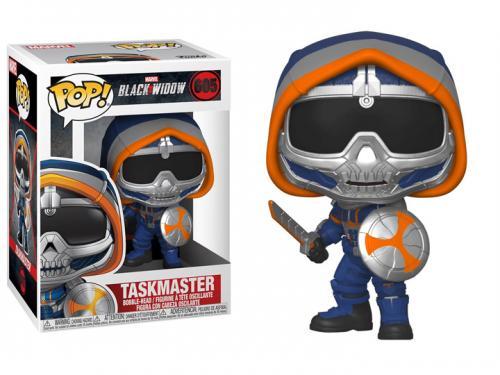 Pop Marvel: Black Widow- Taskmaster W/shield - Jucarii copilasi - Figurine pop