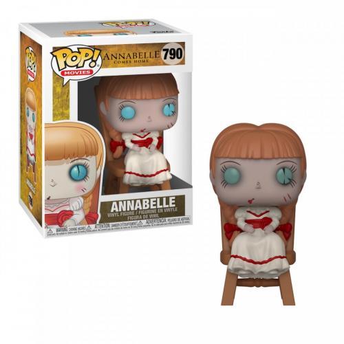 Pop Movies: Annabelle-annabelle In Chair - Jucarii copilasi - Figurine pop