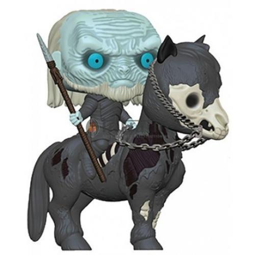 Pop Rides: Got S10 - White Walker On Horse - Jucarii copilasi - Figurine pop