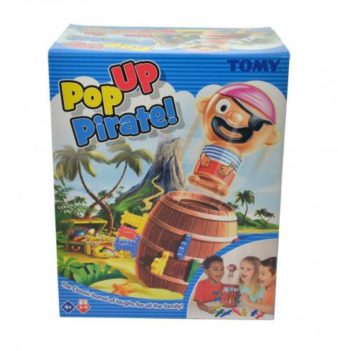 Pop up pirate - Jocuri pentru copii - Jocuri societate