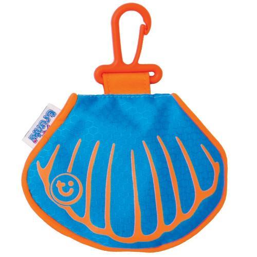 Portmoneu trunki clam blue - Rechizite - Ghiozdane si trolere