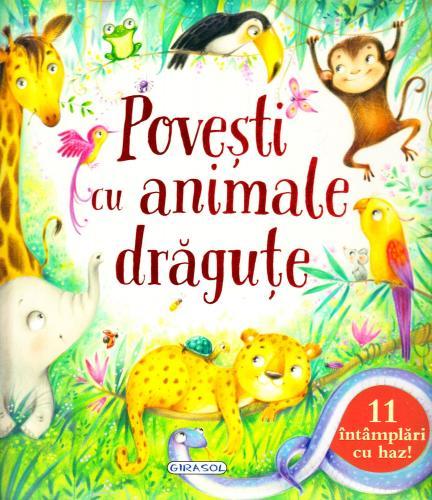 Povesti cu animale dragute - Carti  -