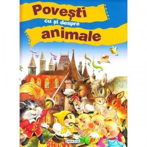 Povesti cu si despre animale - Carti  -