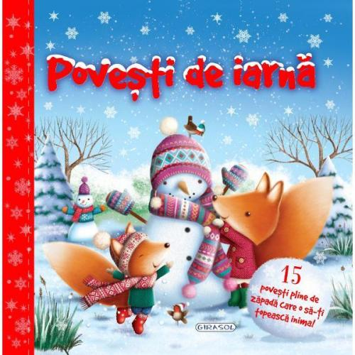 Povesti de iarna ed2 - Carti  -